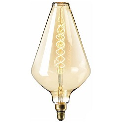 Calex XXL Vienna LED lamp Gold E27 6W