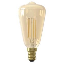 Calex E14 LED Gold extra warm wit dimbaar