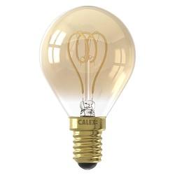 Calex E14 LED Kogellamp P45 Gold dimbaar
