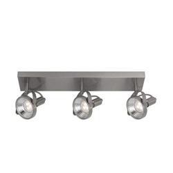 Industriële plafondbalk LED spots sta