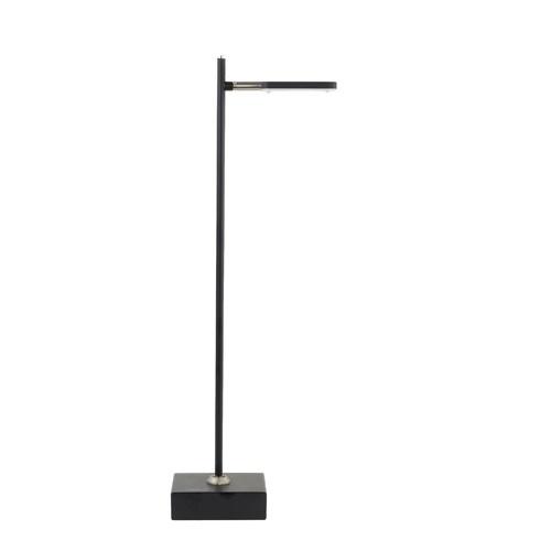 Verstelbare design led tafellamp zwart