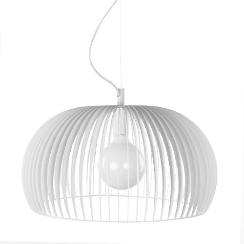 scandinavische design hanglamp wit