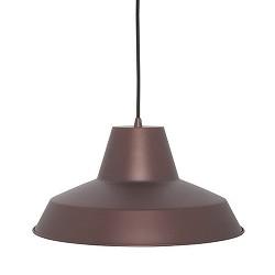 *Bruine hanglamp industrieel keuken-hal