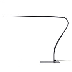 LED design bureaulamp zwart