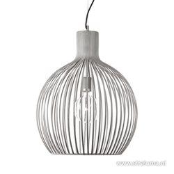 Trendy betonlook hanglamp draad