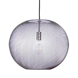 Bolvormige Hanglamp Gaas metaal