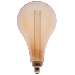 3-standen dimbare LED lamp peer XL E27 gold