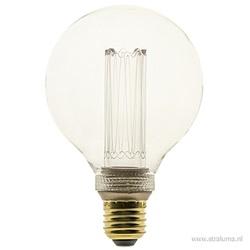 3-standen Led lamp 5 watt helder E27 95m