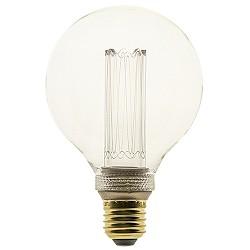 3-standen dimbare LED lamp 4,5W helder G95
