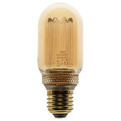 3-standen dimbare LED lamp 4,5W gold T45