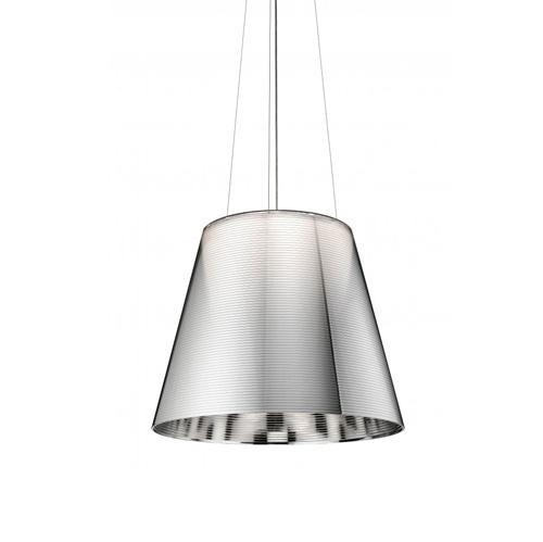 Outlet Flos Hanglamp K Tribe zilver