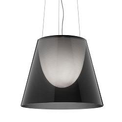 *Hanglamp Flos Ktribe S3 Zwart