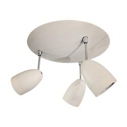 Plafondlamp met 3 verstelbare spots