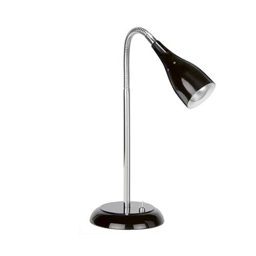 Tafellamp Elite nachtkastje zwart modern