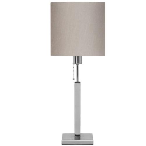 *Tafellamp Cuba trekschakelaar dressoir