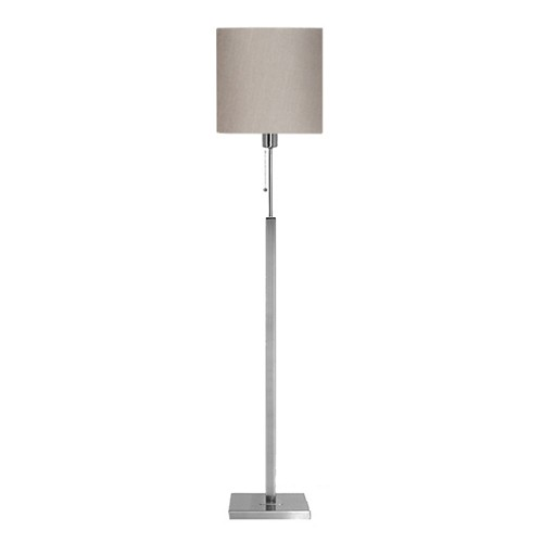 **Moderne vloerlamp Cuba incl. kap