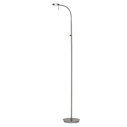 Leeslamp staand LED Milano flexarm