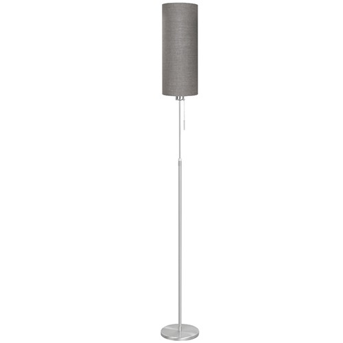 *Vloerlamp Corona hoge cilinder kap sto