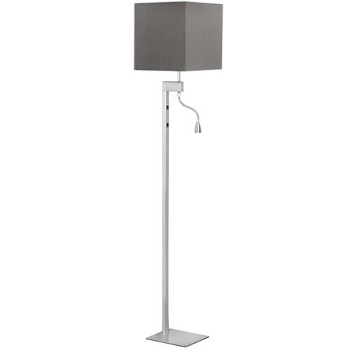 ** Vloerlamp Square leesarm verstelbaar