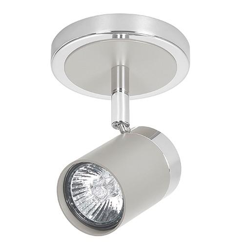 Plafondlamp spot Athena beige chr