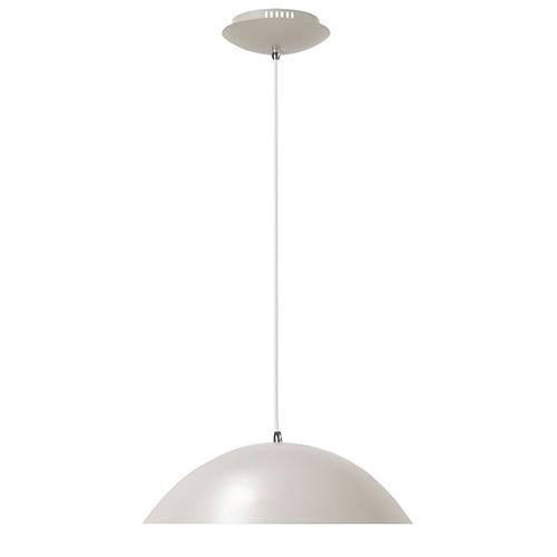 *LED Hanglamp Dome keuken beige/zand