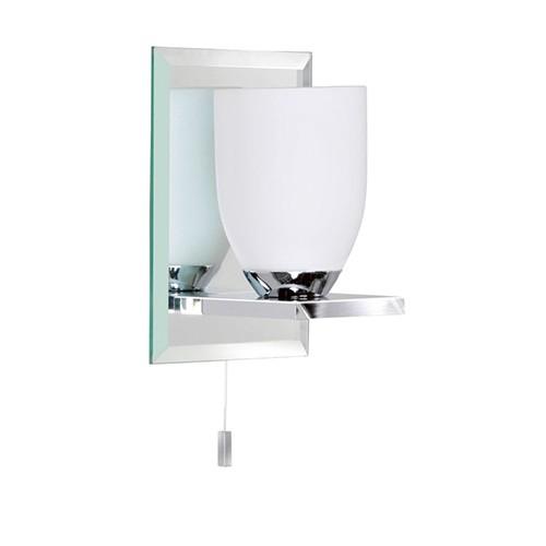 Badkamer wandlamp kelk voor spiegel | Straluma