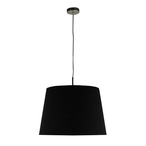 hanglamp kap zwart eettafel slaapkamer straluma