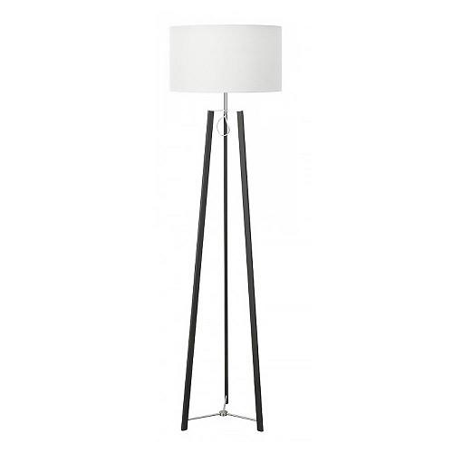 Staande Design Lamp.Design Staande Lamp Zwart Staal Dimbaar Straluma