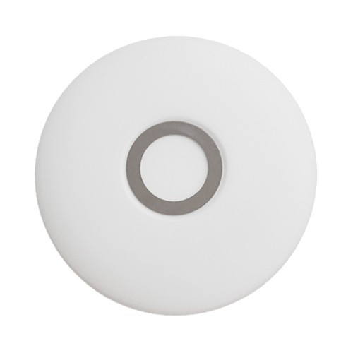 Plafondlamp wit klein toilet/badkamer | Straluma