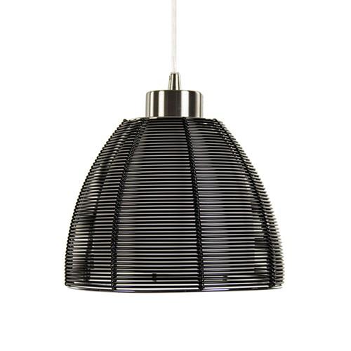 moderne hanglamp zwart klein straluma. Black Bedroom Furniture Sets. Home Design Ideas