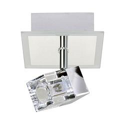 *Moderne vierkante opbouwspot badkamer