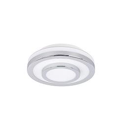Badkamerlamp plafond Master IP44 glas