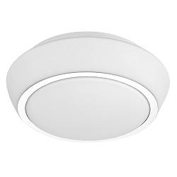 **Plafondlamp Gallery 30 cm badkamer wit