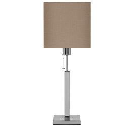 * Tafellamp Cuba dressoirlamp linnen