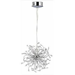 **Hangl. Glossy geslepen kristal modern