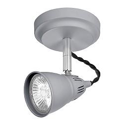 Plafondlamp Country verstelbaar grijs