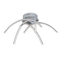 Plafondlamp grijs hal slaapkamer LED
