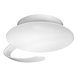 Moderne plafondlamp LED wit indirect