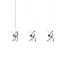 Speelse design hanglamp LED twist