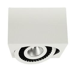 Design plafondspot LED wit keuken