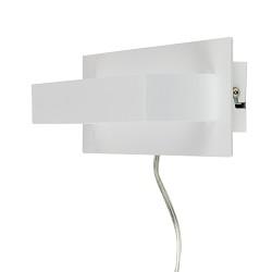 **Design wandl. wit  up-downlighter LED