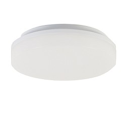 Plafonnière wit 22cm led 3000k IP44