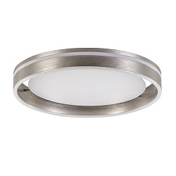 Plafondlamp ring staal 40cm