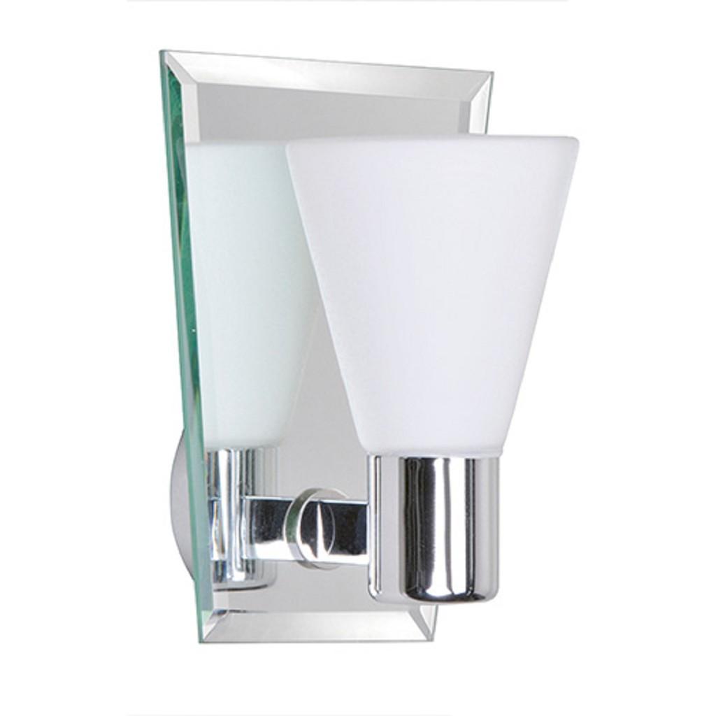 Extreem Badkamer wandlamp spiegel en schakelaar   Straluma XU62