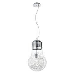 Hanglamp Gloeilamp draad glas
