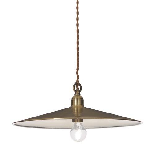 *Landelijke brons hanglamp keuken living