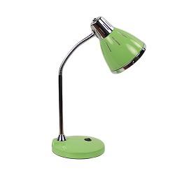 Groene bureaulamp Retro verstelbaar