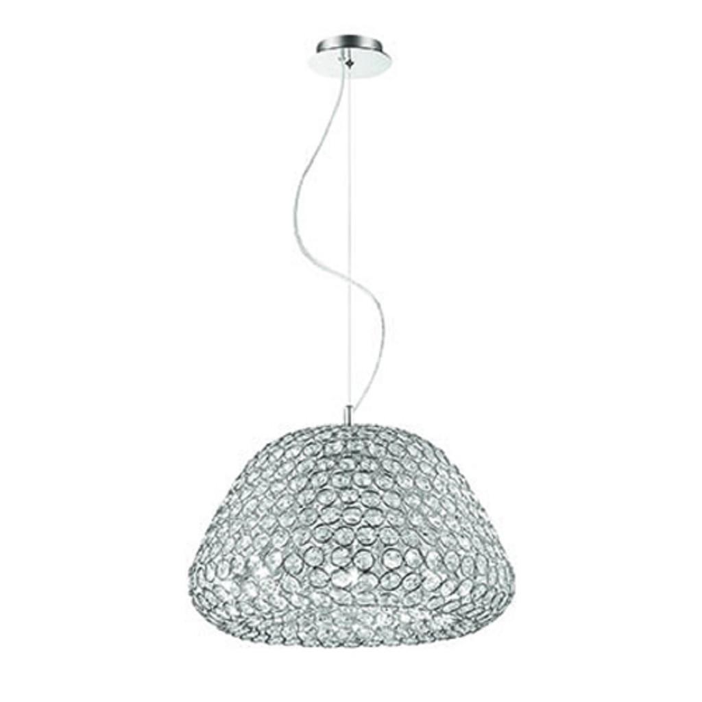 Chique hanglamp kristal salon/eettafel