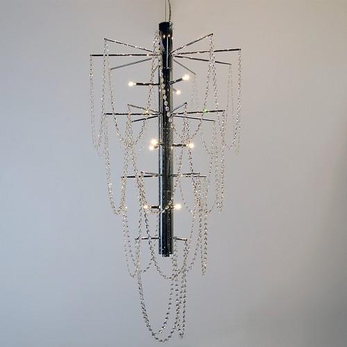 *Hanglamp swarovski strass