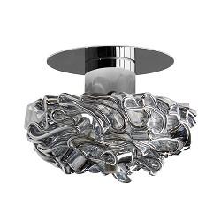 Plafondlamp chroom design